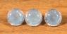 Комплект лавандовых аметистов российской огранки формы круг, общий вес 13.12 карат, размер 10.2х10.2мм (amth0206)