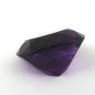 Ярко-фиолетовый аметист антик, вес 18.55 карат, размер 18.6х15.8мм (amth0252)