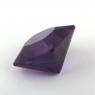 Ярко-фиолетовый аметист квадрат, вес 14.55 карат, размер 14.8х14.5мм (amth0258)