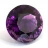 Ярко-фиолетовый аметист овал, вес 79.12 карат, размер 29.68х27.26мм (amth0275)