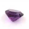 Ярко-фиолетовый аметист сердце, вес 7.78 карат, размер 14.2х14мм (amth0296)