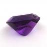Ярко-фиолетовый аметист антик, вес 7.4 карат, размер 13.8х11.3мм (amth0301)