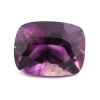 Ярко-фиолетовый аметист антик, вес 6.84 карат, размер 13.9х10.7мм (amth0302)