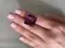 Аметист формы октагон, вес 49.25 карат, размер 19.5х19.2мм (amth0343)