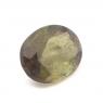 Андалузит овал вес 1.95 карат, размер 9.1х7.2мм (and0009)