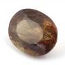 Андалузит овал вес 3.31 карат, размер 10.15х8.2мм (and0022)