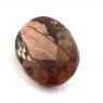 Андалузит овал вес 1.13 карат, размер 8.1х6.1мм (and0032)