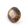 Желтовато-коричневый гранат андрадит овал вес 1.57 карат, размер 7.3х6.4мм (andr0003)