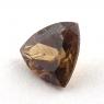 Гранат андрадит триллион вес 0.81 карат, размер 6х5.8мм (andr0019)