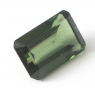 Зеленый апатит октагон вес 6.13 карат, размер 13.4х8.5мм (apt0024)
