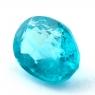 Зеленовато-голубой апатит овал, вес 2.54 карат, размер 9.6х7мм (apt0073)