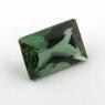 Зеленый апатит багет, вес 1.93 карат, размер 9х6.2мм (apt0091)