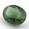 Желтовато-зеленый апатит овал, вес 7.4 карат, размер 12.8х10.2мм (apt0115)