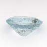 Аквамарин овал вес 2.27 карат, размер 9.9х8.5мм (aqua0149)