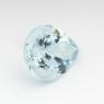 Аквамарин груша вес 2.48 карат, размер 10.1х8.5мм (aqua0162)