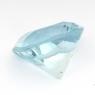 Аквамарин антик вес 3.67 карат, размер 9.7х9.4мм (aqua0170)