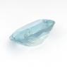 Аквамарин антик вес 1.76 карат, размер 9.3х7.6мм (aqua0171)