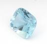 Аквамарин антик вес 1.74 карат, размер 8.1х7.1мм (aqua0172)
