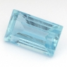 Аквамарин багет вес 2.22 карат, размер 10х6мм (aqua0180)