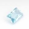 Аквамарин октагон вес 0.7 карат, размер 7.2х4.8мм (aqua0199)