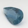Синий аквамарин оттенка Санта Мария груша вес 1.16 карат, размер 10.35х6.8мм (aqua0202)