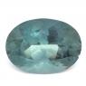 Сине-зелёный аквамарин овал вес 2.94 карат, размер 11.55х8.65мм (aqua0211)