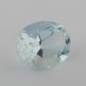 Аквамарин формы овал, вес 1.66 карат, размер 9х7мм (aqua0227)