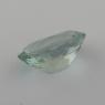 Аквамарин формы овал, вес 1.38 карат, размер 8.8х6.7мм (aqua0229)