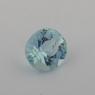 Аквамарин формы овал, вес 0.66 карат, размер 6.2х5.4мм (aqua0230)