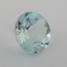 Аквамарин формы круг, вес 1.54 карат, размер 8х8мм (aqua0243)