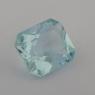 Аквамарин формы октагон, вес 1.2 карат, размер 7.6х6.6мм (aqua0245)