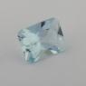 Аквамарин формы октагон, вес 0.77 карат, размер 6.9х5.3мм (aqua0249)