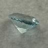 Светло-голубой аквамарин отличной российской огранки формы груша, вес 3.39 карат, размер 12.3х9.2мм (aqua0319)