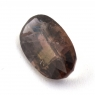 Аксинит формы овал, вес 1.3 карат, размер 9.9х5.5мм (ax0027)