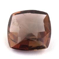 Аксинит формы антик, вес 1.66 карат, размер 8.2х8.1мм (ax0030)