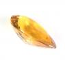 Золотисто-оранжевый берилл гелиодор груша вес 8.78 карат, размер 18.6х12.1мм (beryl0085)