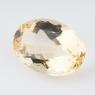 Золотистый берилл гелиодор овал вес 10.27 карат, размер 17.95х12.43мм (beryl0090)