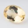 Золотистый берилл гелиодор овал вес 11.83 карат, размер 18х13.24мм (beryl0091)