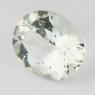Бледно-зеленоватый берилл овал вес 4.84 карат, размер 12.7х10.3мм (beryl0097)