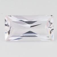 Бледно-розовый берилл октагон вес 2.98 карат, размер 13.3х7мм (beryl0101)