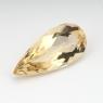 Золотистый берилл гелиодор груша вес 3.17 карат, размер 16.3х7.8мм (beryl0113)
