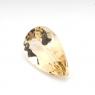 Золотистый берилл гелиодор груша вес 3.08 карат, размер 13х8.2мм (beryl0114)