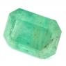 Зелёный берилл октагон вес 8.95 карат, размер 14.3х10.2мм (beryl0115)