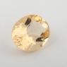 Золотистый берилл гелиодор формы овал, вес 2.3 карат, размер 10.1х8.2мм (beryl0150)