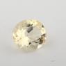 Золотистый берилл гелиодор формы овал, вес 1.6 карат, размер 8.7х7.4мм (beryl0151)