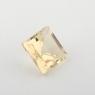 Золотистый берилл гелиодор формы квадрат, вес 1.04 карат, размер 6.2х6.2мм (beryl0155)