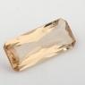 Золотистый берилл гелиодор формы октагон, вес 2.24 карат, размер 14х6мм (beryl0160)