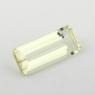 Золотистый берилл гелиодор формы октагон, вес 1.55 карат, размер 11.9х5мм (beryl0161)