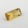 Золотистый берилл гелиодор формы октагон, вес 1.04 карат, размер 9.8х4.5мм (beryl0162)