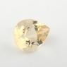 Золотистый берилл гелиодор формы груша, вес 1.83 карат, размер 9.8х7.5мм (beryl0164)